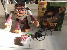 Fischer Price Bigfoot, ferngesteuertes Monster. Über 80 Bewegungen! OVP, Top Zus