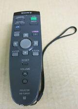 SONY rm-pjm600 VIDEOPROIETTORE Remote Control APA meun LAZER (comando)