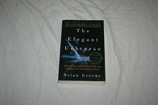 The Elegant Universe by Brian Greene 1999 Softcover