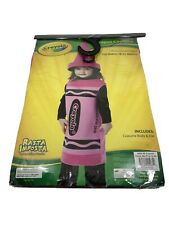 Crayola Tickle Me Pink Toddler Costume