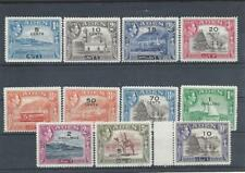 ADEN (1951 Sg#36-46 Definitive) MNH SuperB Cat.Val. £114.50