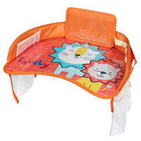 Car Kids Child Safety Seat Table Food Snack Tray Baby Stroller Holder Desk