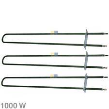 3 x Heizung Heizelement Nachtspeicherofen 1000 Watt Bauknecht Siemens 00208573