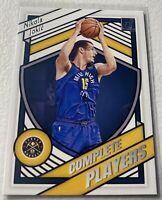 NIKOLA JOKIC Complete Players Insert Donruss Basketball 20-21 #20 Nuggets