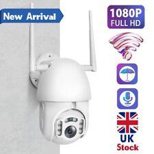HD 1080P Wireless WIFI Cámara IP Domo CCTV Seguridad del hogar IR al aire libre cámara Mini