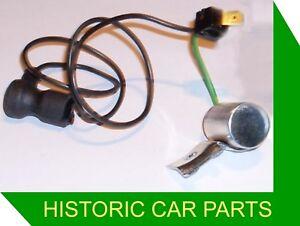 Ford Capri 3 III 2.0 2000 OHC 1978-87 - CONDENSER for Bosch Distributor