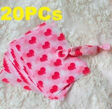 FD3830 Baking Nougat Candy Wrapping Waxed Paper Waterproof Sweet Hearts 20PCs