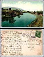 NEW YORK Postcard - Utica, Erie Canal G42