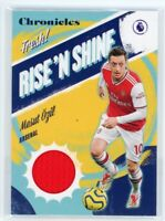 2019-20 MESUT OZIL JERSEY PANINI CHRONICLES FRESH RISE'N SHINE