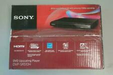 Sony Dvp-Sr510H Upscaling Hdmi 1080p Full Hd Dvd Player with Remote Contro