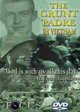 THE GRUNT PADRE* FR.VINCENT CAPODANNO.VIETNAM MARINE CHAPLAIN MEDAL OF HONOR DVD