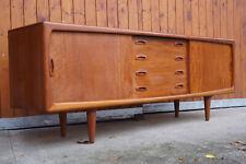 60er Vintage Teak Sideboard Kommode Anrichte H.P. Hansen Danish Mid-Century