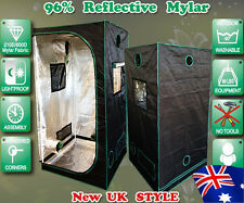 New Indoor Hydroponics Reflective Mylar Grow Room 80x80x160cm Small Greenhouse