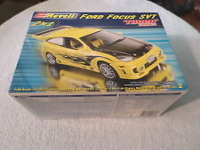 2004 REVELL FORD FOCUS SVT 2 'N 1 - TUNER SERIES - MODEL - NIB