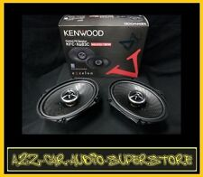 "KENWOOD EXCELON KFC-X683C 2-WAY 6"" x 8"" CAR SPEAKER NEW FREE SHIPPING INSTALL"