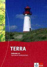TERRA 5/6 Erdkunde - Neubearbeitung. Schülerbuch 9783623273129