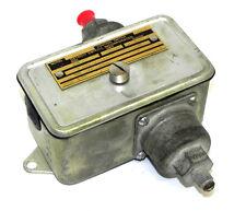 DETROIT SWITCH MODEL 400 CONTROL SWITCH 4G3B26D00B HK06BA102 RANGE: 7-80PSI