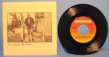 """Bruce Springsteen """"Santa Claus is Coming to Town' w/Picture Sleeve NM Cond My Ho"""