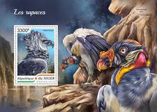 Niger 2018   fauna birds of prey  MS  S201809