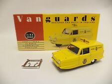 Lledo vanguards reliant regal van aa patrol service VA22001. échelle 1/43 diecast