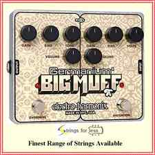 Electro-Harmonix Germanium 4 Big Muff Pi Overdrive and Distortion Guitar Pedal