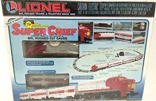 Lionel 6-11739 Santa Fe Super Chief Passenger O-27 Complete Set 1993 New Sealed