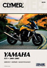 CLYMER REPAIR MANUAL Fits: Yamaha FZS1000 FZ1