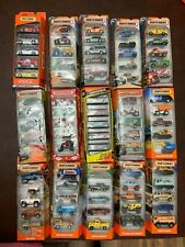 MATCHBOX 5 PACK GIFT PACKS COLLECTION