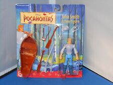 """Mattel Disney's Pocahontas John Smith 5"""" Action Figure MOSC!"""