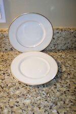FRANCISCAN GOLD BAND CHINA DINNER PLATES SET OF 2 MASTERPIECE & Ivory Dinner Plate Franciscan China u0026 Dinnerware | eBay