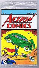 Action Comics #1 Loot Crate Exclusive Special Edition Reprint Poly Bagged 2017