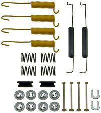 Drum Brake Hardware Kit Rear,Front Dorman HW7249
