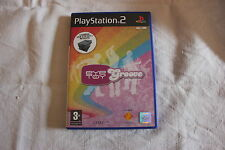 PLAYSTATION 2 EYE TOY GROOVE