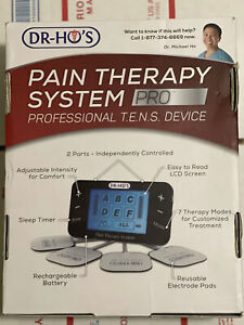 DR-HO'S Pain Therapy System Pro TENS