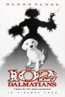 102 Dalmatiner (Zweiseitig Advance) (2000) Original Filmposter