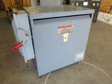 GE 75 KVA Dry Type QL Indoor/Outdoor Transformer 9T23B3874 480V-208/120V