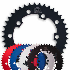 MCS BMX 110 CHAINRING USA MADE CNC 44T BLUE