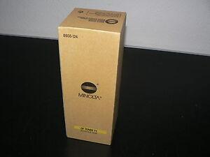 Konica Minolta Originaltoner CF Y1 YELLOW 8935-124 für CF900 Utax DCC 4000
