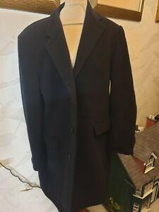 men's winter wool  overcoat,50inch chest by Kingston