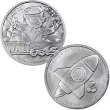 2021 Wall Street Bets 1 oz .999 Fine Silver Round Diamond Hands WallStreetBets