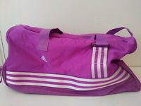 ADIDAS holdall, Gym, Kitbag, Sport, Footie, Uni, Weekend Bag B2.