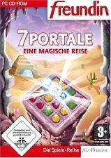 7 Portale - Eine Magische Reise für Pc Neu/Ovp