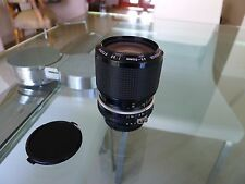 """Nikon Nikkor 43-86 mm zoom lens, excellent état, """"AI"""" Parfait Pour Numérique"""