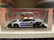 1:43 First Response Replicas FRR Custom Detroit Police Dodge Charger