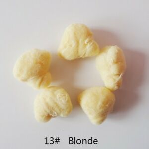 5 pcs Nylon Hairnets blonde, dance, skating, ballet, gymnastics