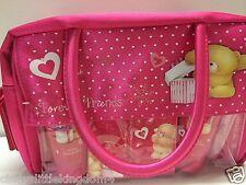 New Forever Friends shower gel body lotion bath fizzer crystals bag gift set