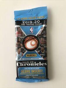 2019-20 Panini Chronicles NBA Basketball Fat Pack
