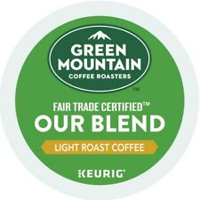 Green Mountain Coffee Our Blend, Keurig K-Cup Pod, Light Roast, 96 Count