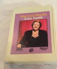 Kate Smith, How Great Thou Art 8-Track Tape Gospel Religious RCA AYS1-3846