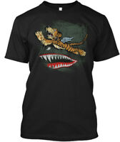 Avg Flying Tigers Hanes Tagless Tee T-Shirt